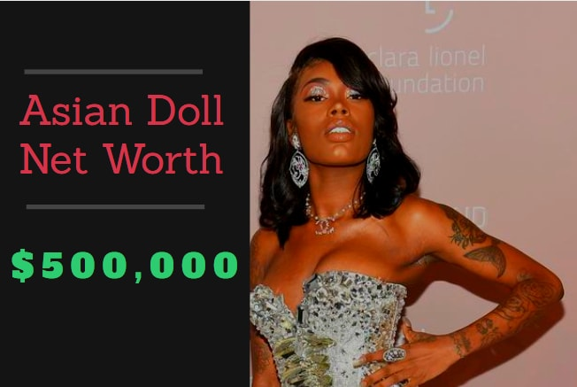 Asian Doll Net Worth