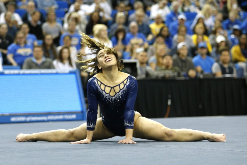 Gymnast Katelyn Ohashi Used Therapy to Deal with Body