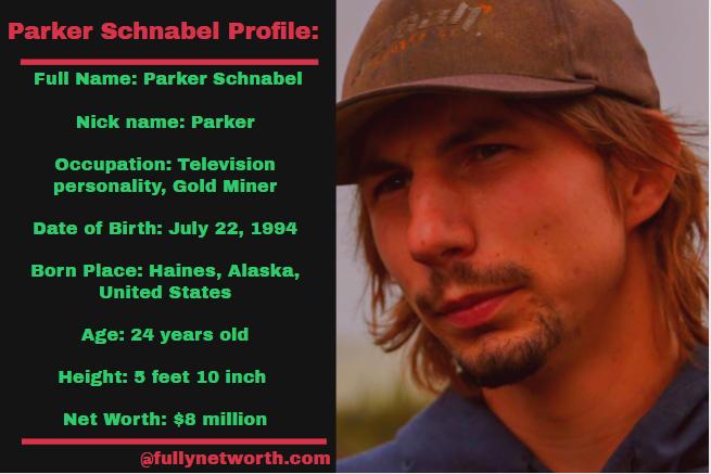 Parker Schnabel Net Worth